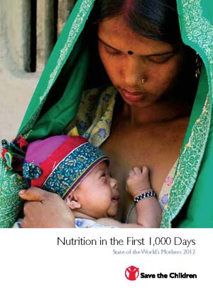 State of the World's Mothers 2012 is available from Save the Children