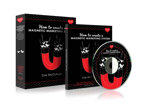 How to create a magnetic marketing system box set