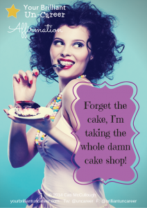 Forget the cake, take the whole damn cake shop