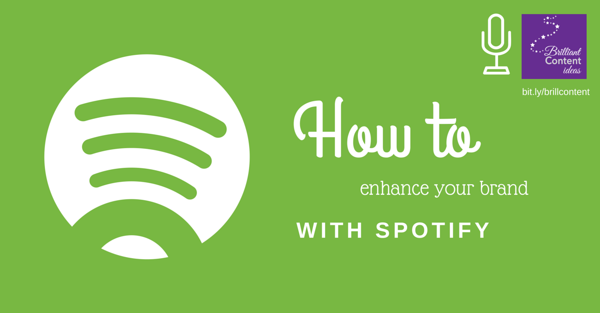 PODCAST: How to enhance your small business brand with Spotify [Episode 6]