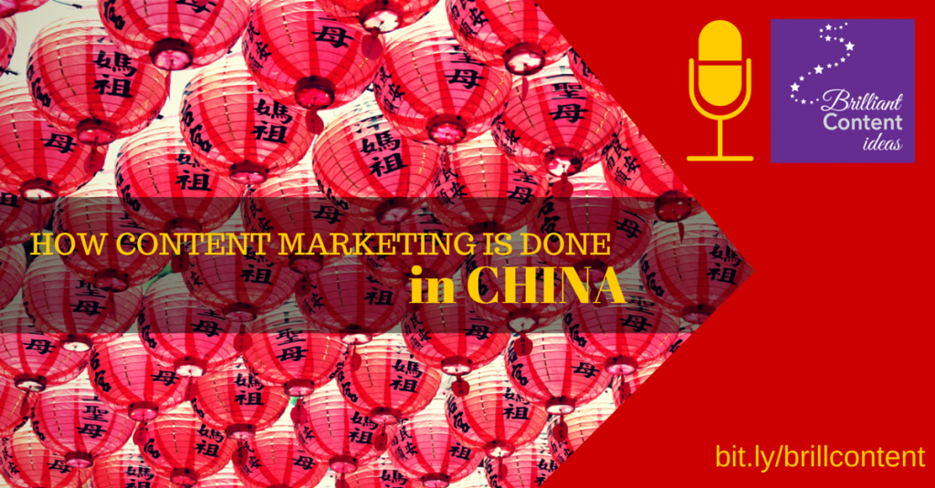 How Content Marketing is Done in China